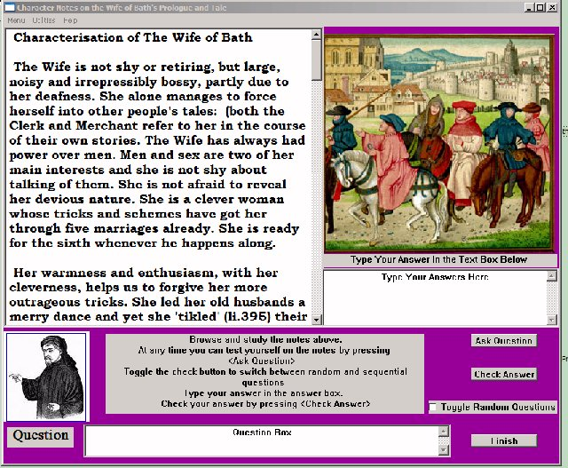 Wife of Bath Canterbury Tales Quotes